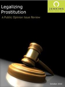 ... prostitution should not be legalized and why people should not do it